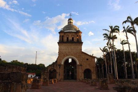 1 Templo Histórico