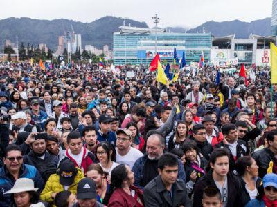 Bogotá Marcha Por La Vida (1)