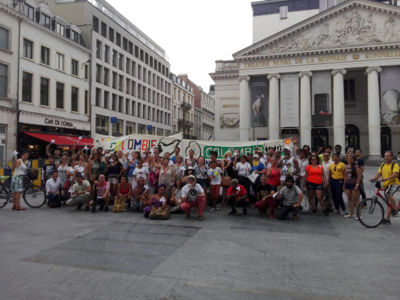 Bruselas Marcha Por La Vida