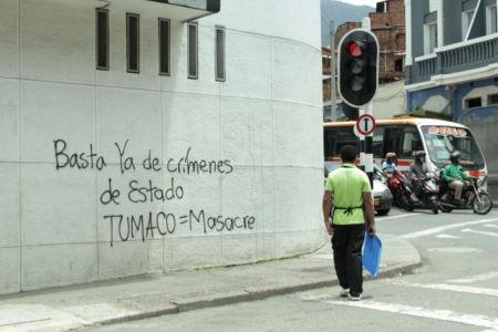 Crimen De Estado En Tumaco