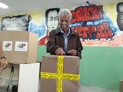 Elecciones Venezuela 2018 2