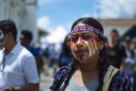 Estudiantes Protestan En Popayán (15)