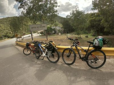 Embajadores en bici