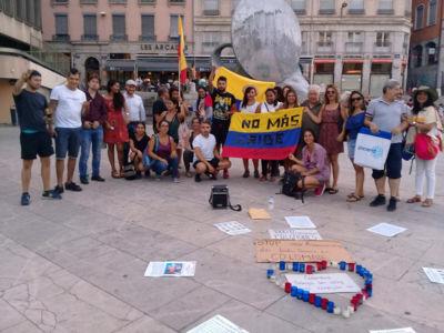 Lyon Marcha Por La Vida (1)