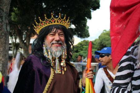 Marcha LGTBIQ Bucaramanga-(1)