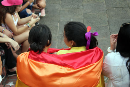 Marcha LGTBIQ Bucaramanga-(5)