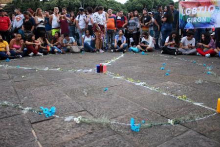 Marcha LGTBIQ Bucaramanga-(8)