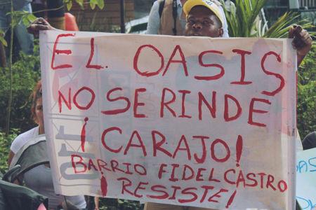 Marcha Contra Desalojos-(3)