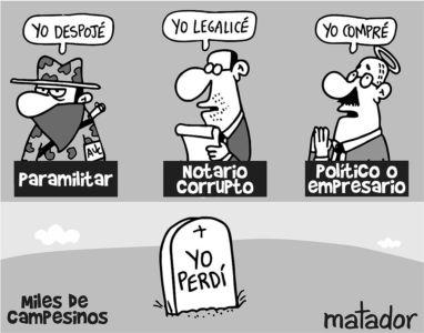 Matador Caricaturas 12