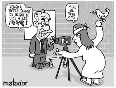 Matador Caricaturas 9