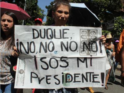 Medellín Marcha Por La Vida (1)