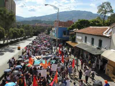 Medellín Marcha Por La Vida (3)