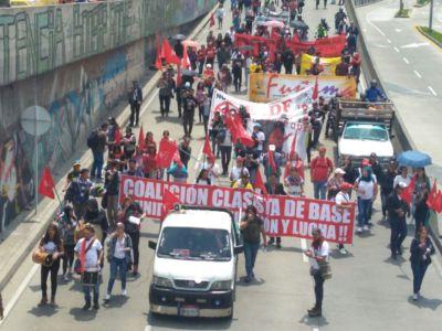 Movilización Maestros En Bogotá1