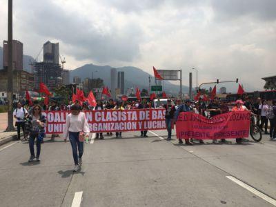 Movilización Maestros En Bogotá2
