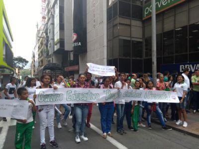 Movilización Maestros En Pereira4