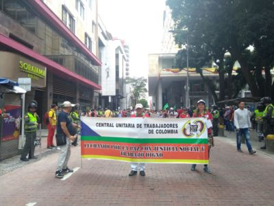 Movilización Maestros En Pereira5