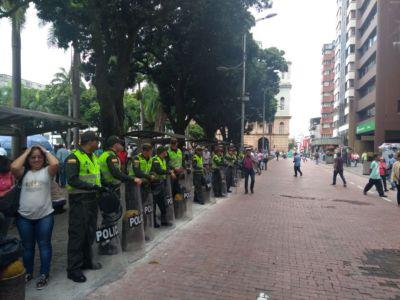Movilización Maestros En Pereira6