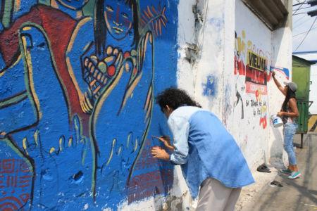 Uniendo Pueblos Por La Paz 17