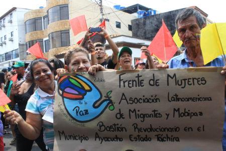 Uniendo Pueblos Por La Paz 21