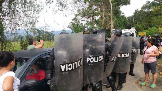 Guamal-policia