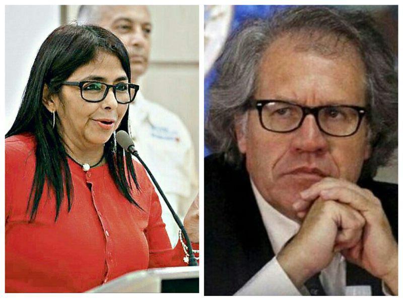 Almagro insta a comunidad internacional a evitar que Venezuela