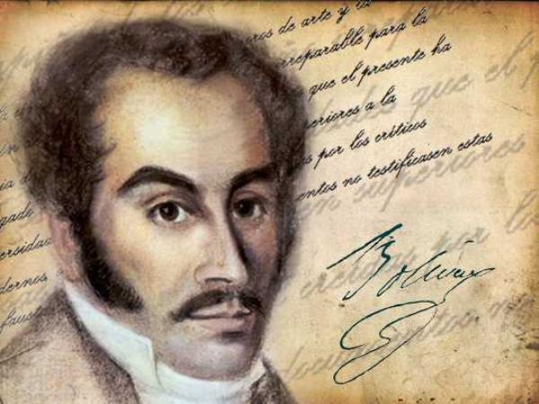 Simón Bolívar El Hombre De Las Dificultades Colombia