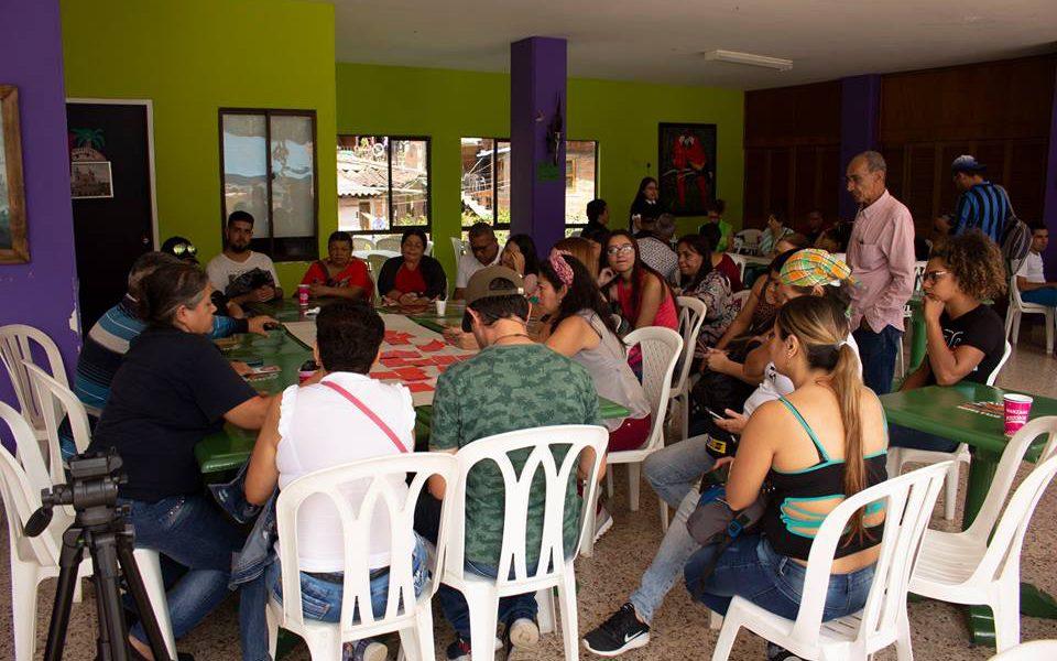 Foto tomada de la Corporación Picacho con Futuro