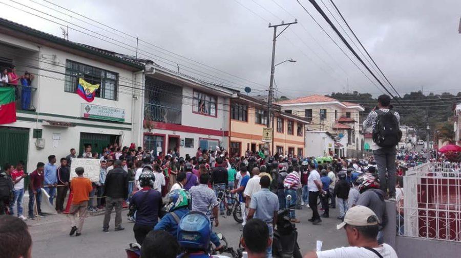 Este sábado será desbloqueada la vía Panamericana: MinInterior
