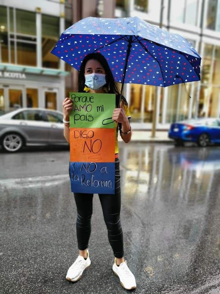 Apoyo Al Paro Montreal 5