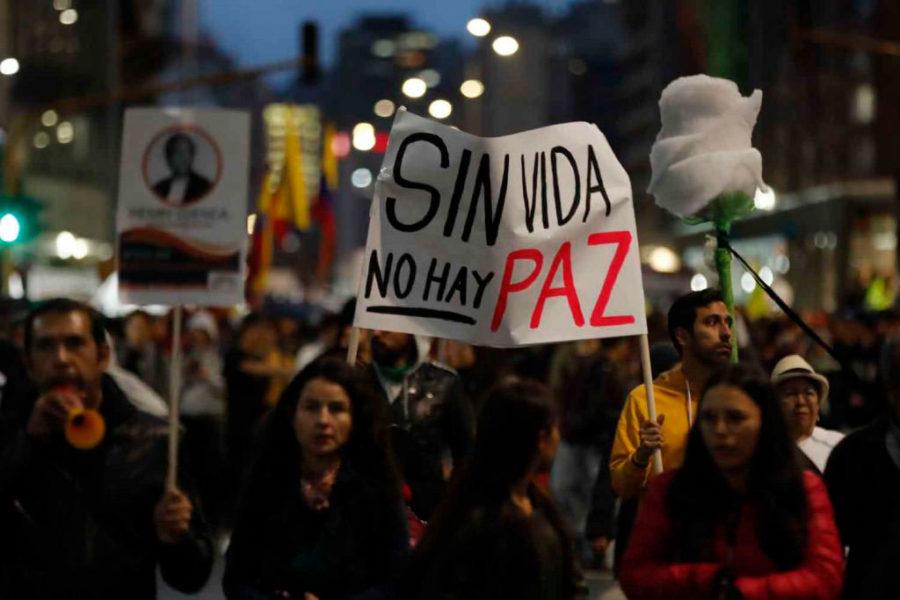 Cauca: el asesinato de líderes sociales en medio de la pandemia ...